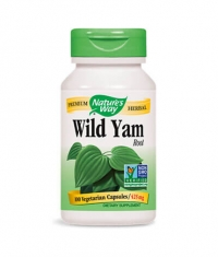 NATURES WAY Wild Yam Root 100 Caps.