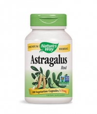 NATURES WAY Astragalus Root 100 Caps.