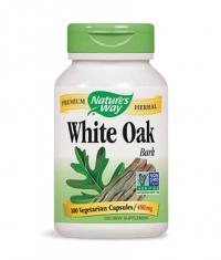 NATURES WAY White Oak Bark 100 Caps.