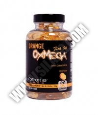 CONTROLLED LABS OxiMega Fish Oil 120 Softgels.