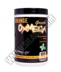 CONTROLLED LABS Orange OxiMega Greens 318g.