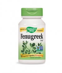 NATURES WAY Fenugreek Seed 100 Caps.