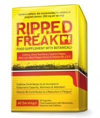PHARMA FREAK Ripped Freak / 60 Caps.