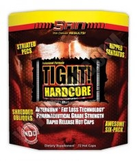 SAN Tight ! Harcore 72 Softgels