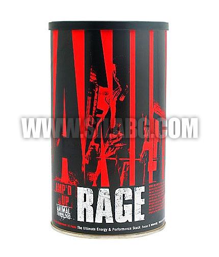 UNIVERSAL ANIMAL Animal Rage 44 Packs.