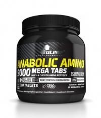 OLIMP Anabolic Amino Mega Tabs 9000 / 300 Tabs.