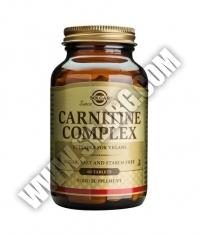 SOLGAR Carnitine Complex 60 Tabs.
