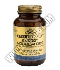 SOLGAR Energy Modulators 50 Caps.