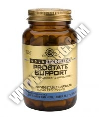 SOLGAR Prostate Support / 60 Caps.