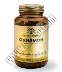 SOLGAR Cinnamon 100 Caps.