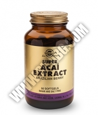 SOLGAR Super Acai Extract / 50 Soft.