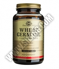 SOLGAR Wheat Germ Oil 100 Soft.