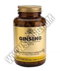 SOLGAR Siberian Ginseng 520 mg. / 100 Caps.