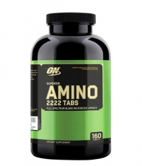 OPTIMUM NUTRITION Superior Amino 2222 / 160 Tabs.