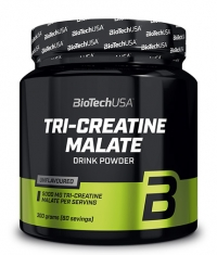 BIOTECH USA Tri Creatine Malate 300g.