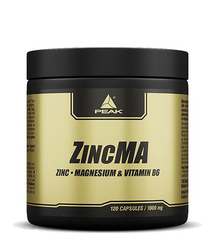 PEAK ZincMA / 120 Caps.