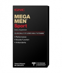 GNC Mega Men Sport 90 Caps.