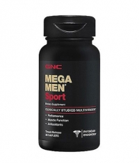 GNC Mega Men Sport 28 Caps.