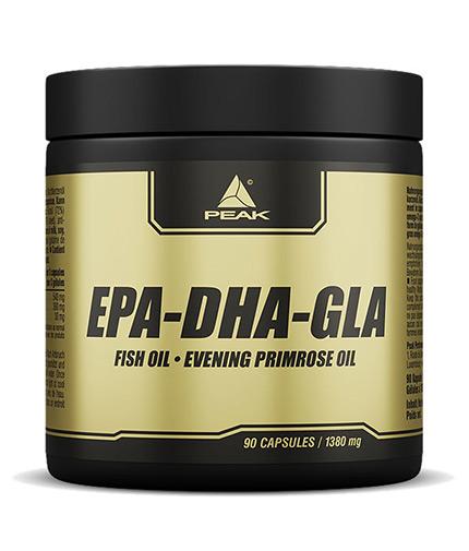 PEAK EPA / DHA / GLA 90 Caps.