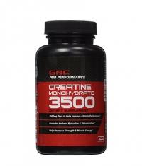GNC Creatine Monohydrate 120 Caps.