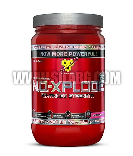 BSN Advanced Strenght N.O.-Xplode ™ 2.0 /10 Servings/