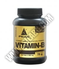 PEAK Vitamin-B 150 Tabs.