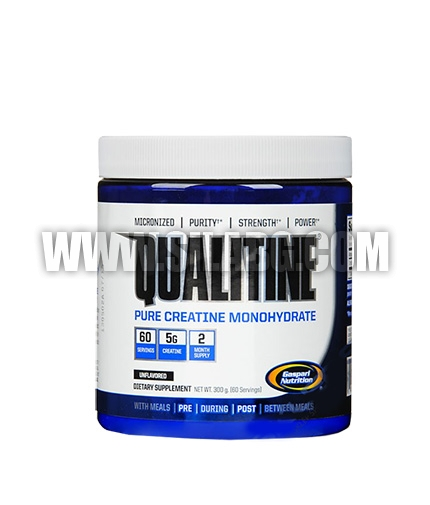 GASPARI Qualitine /Creatine Monohydrate/ 300g.