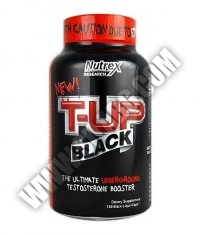 NUTREX T-Up Black 150 Caps.