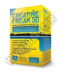 PHARMA FREAK Creatine Freak 90 Caps.