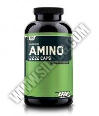 OPTIMUM NUTRITION Superior Amino 2222 / 300 Caps.