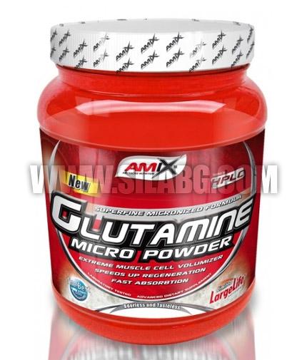 AMIX L-Glutamine Powder 1.000