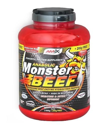 AMIX Monster Beef Protein 2.200