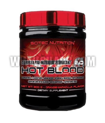 SCITEC Hot Blood 2.0 0.300