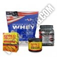 PROMO STACK MEX Whey 5 Lbs. / Xtend 90 Serv. / Ripped Freak 60 Caps. / Ripped Freak Pre-Workout
