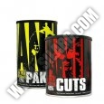 PROMO STACK Animal Pak 44 Packs / Animal Cuts 42 Packs