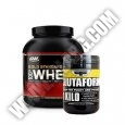 PROMO STACK ON 100% Whey Gold Standard 5 Lbs. / Primaforce Glutaform