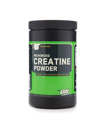 OPTIMUM NUTRITION Micronized Creatine Powder 0.600