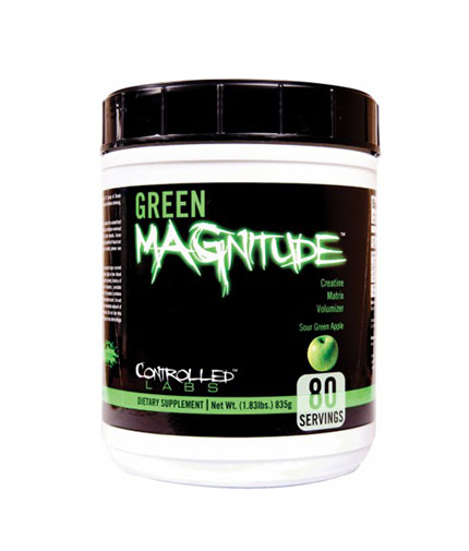 CONTROLLED LABS Green MAGnitude 0.835