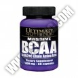 ULTIMATE BCAA 1000mg. / 60 Caps.