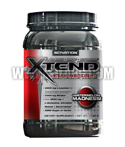 SCIVATION Xtend Intra-Workout Catalyst! /New Formula/ 90 Servs. 1.170